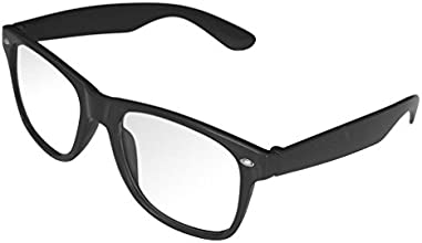 Original Oramics Nerdbrille mit klaren Gläsern wahlweise als Sonnenbrille verfügbar (Clearglasses)