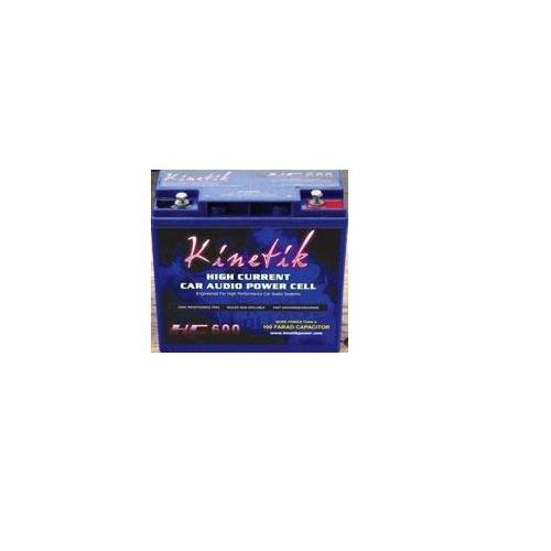 Kinetik KHC600 600-Watt 12-Vault Power Cell