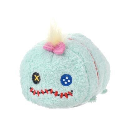 """Disney Store-Mini """"(S) Tsum Tsum Scrump-Peluche & (Lilo Stitch)"""