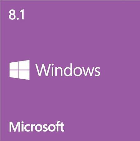 Microsoft Windows 8.1 System Builder OEM 64 Bit | Multi-Users | PC Disc
