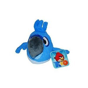 Angry Birds RIO 5-Inch Blue Bird with Sound