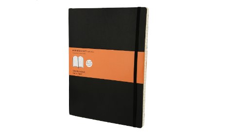 Moleskine Ruled Notebook Soft Cover XLarge
