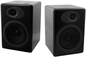 Audioengine A5 Powered Multimedia Speaker System (Black)