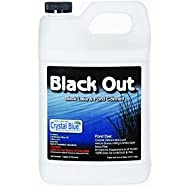 Sanco Industries 00311 Black Out Water Treatment-BLACK OUT POND COLORANT