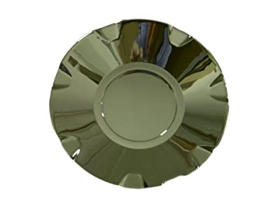 Otis Inc LA Cadillac Chrome Wheel Center Cap