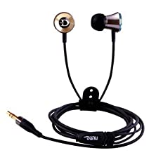 buy Dunu Dn-12 Trident Metal Full Range Noise-Isolation Earphones, Earbuds With Elegant And Powerful Design