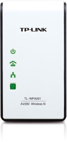 TP Link TL-WPA281 AV200 Powerline Extender with Wireless N Access Point