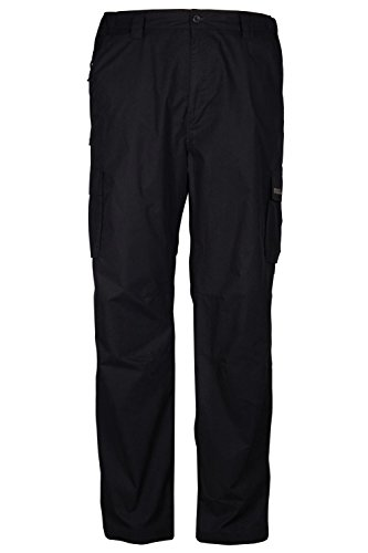 Mountain Warehouse Pantalón largo Winter Trek para hombre Negro 50