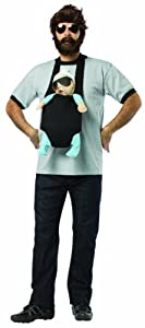 Rasta Imposta The Hangover Alan Costume, Multi, Standard