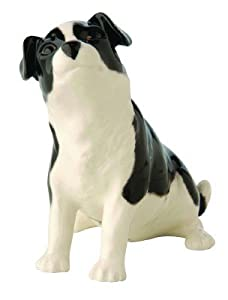 John Beswick Border Collie Puppy - JBD68