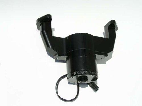 Meziere Enterprises Wp170Shd Electric Water Pump - Ford Fe Engines - Black 42Gpm