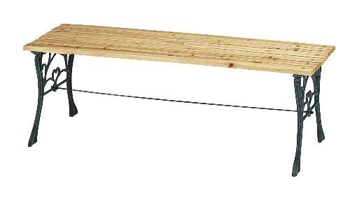 KOEKI ベンチ(背なし)  TL-334