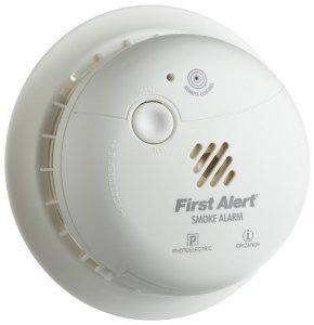 smoke alarm dual sensor pkg of 10 0029054142016 buy new and used home i. Black Bedroom Furniture Sets. Home Design Ideas