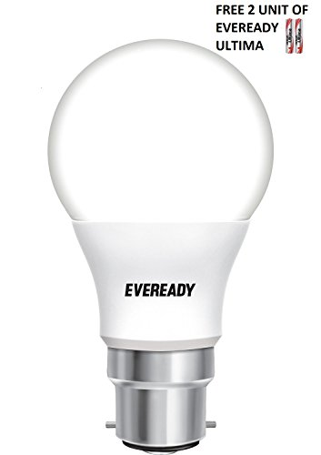Eveready-3W-Cool-Day-Light-300-Lumens-LED-Bulb-(Pack-of-4)