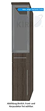 Crescendo Puris (HNA053B7ML / R Tall Cupboard Bathroom Cupboard 30 CM