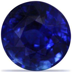 2.66 Carat Loose Sapphire Round Cut (GIA Certificate)