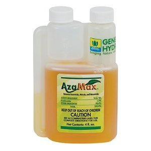 AzaMax Insect and Mite Control - Organic Insecticide Solution