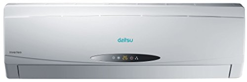 DAITSU Electric ASD12UI-EK - Aire acondicionado (A++, A+, 1170W, Montar en la pared, 42 Db, 300 m�/h) Color blanco