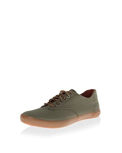 SeaVees Men's 08/63 Hermosa Plimsoll Bocce Lowtop Sneaker