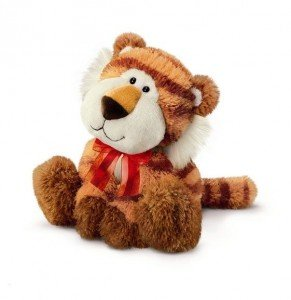 Roarrie the Tiger Plush 5 Inches - 1