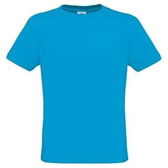 B&C - T-shirt 100% coton - Homme (S) (Atoll)