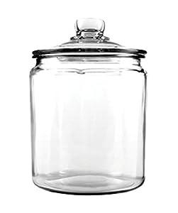 Anchor Hocking Heritage Hill Storage Jar 2.0L Annealed Glass