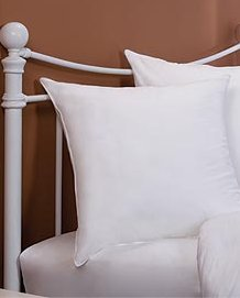 26 X 26 - Down Alternative - Euro Pillow 400Tc front-815385