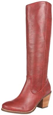 Seychelles Women's Meet Me In The City Knee-High Boot,Red,11 M US