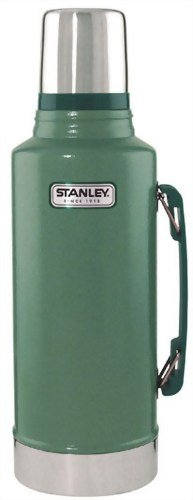 1.9 Litre Classic Legendary Vacuum Bottle, Green By Stanley