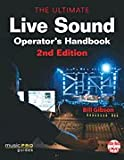 Cover art for  Hal Leonard The Ultimate Live Sound Operator's Handbook Book/DVD 2nd Edition