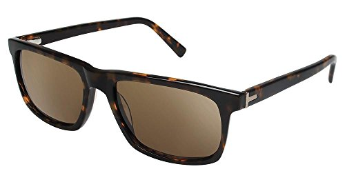 Ted Baker Men'S Sunglasses B605 Havana Size 54