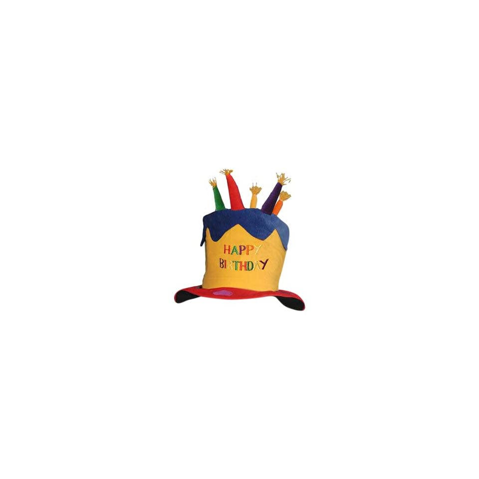 Childrens Birthday Cake Headpiece