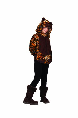 Taylor Tiger Hoodie Child Costume
