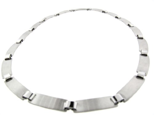 Hypoallergenic Non Tarnishing Stainless Steel Choker Necklace
