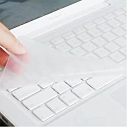 Universal Silicone Keyboard Protector Skin for Laptops Notebooks 15