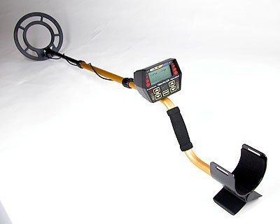 Treasure Hunter XJ9 Metal Detector with Spidercoil Upgrade