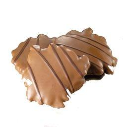 Pecan and Caramel Clusters, Milk Chocolate, Caramel and Pecans, 1 Lb Box