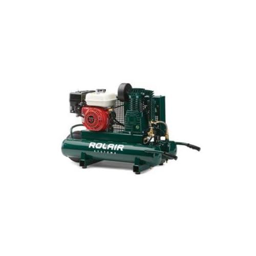 Rol-Air Air Compressor GX160 Honda 8 GAL #4090HK17