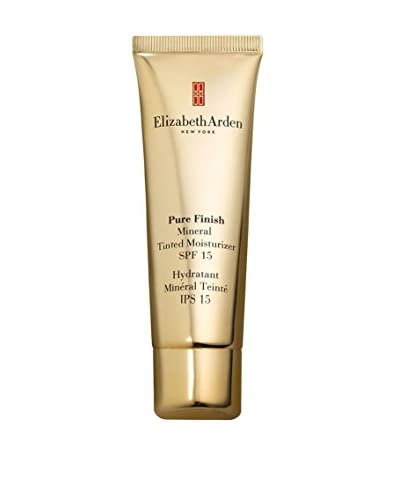 Elizabeth Arden Crema Hidratante con Color Pure Finish N°02 15 SPF  50 ml