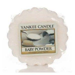 Yankee Housewarmer Tart Baby Powder by yankee candle/Bubblelush Divine Gifts
