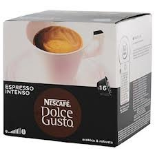 Choose Nescafé Dolce Gusto Espresso Intenso, Pack of 5, 5 x 16 Capsules - Nestlé