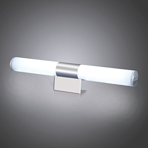 Fuloon Modern Brief Tube Stainless Steel LED