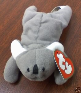 MEL the Koala Bear - Ty Teenie Beanie Babies