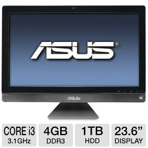 ASUS ET2410IUTS-05 23.6-Inch HD Multi-Touch Desktop