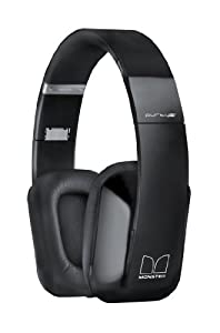 Nokia 02734L7 BH-940 Purity Pro Wireless Stereo Headset by Monster - Retail Packaging - Black