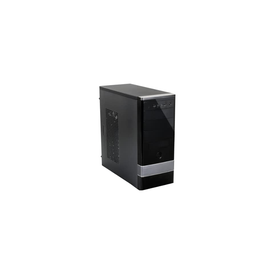 Rosewill Dual Fans ATX Mid Tower Computer Case FB 03