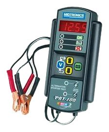 Midtronics  PBT300  Battery Charging Starting System Tester image