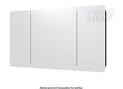 Pelipal Evo Mirror Cabinet (EO SPS - 04 Furniture / Comfort N / 121 CM