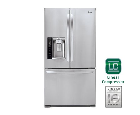 LG LFX28968ST 27.6 Cu. Ft. Stainless Steel French