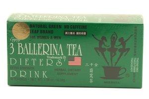 Dieters Green Tea